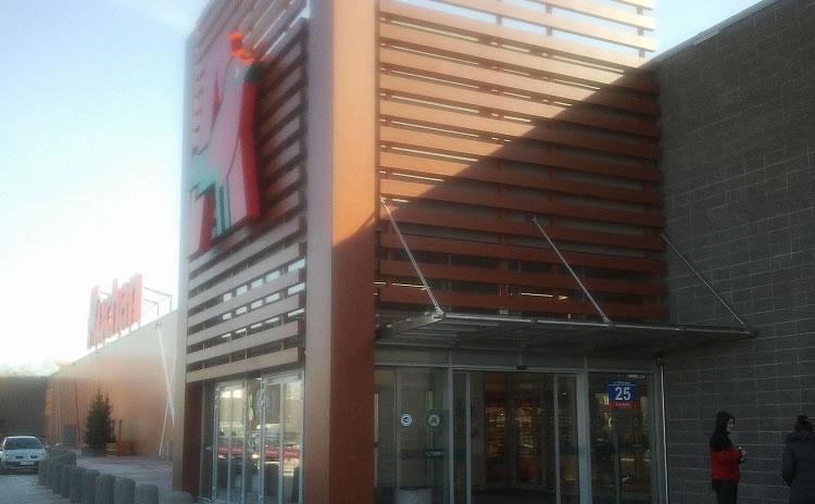 Auchan Łomianki