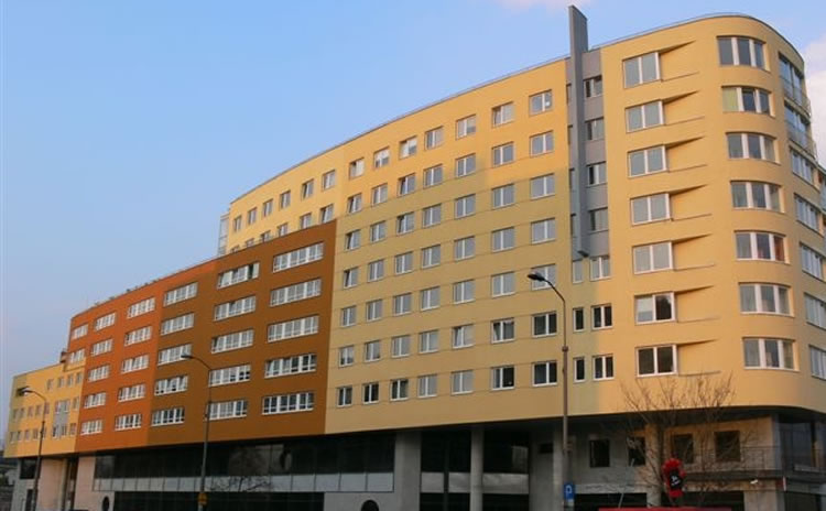 Budynek mieszkalno – biurowy