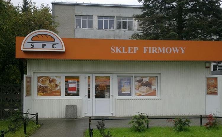 Sklep firmowy SPC Warszawa